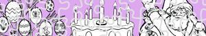 раскраски Пазлы - Времена года и празднования
